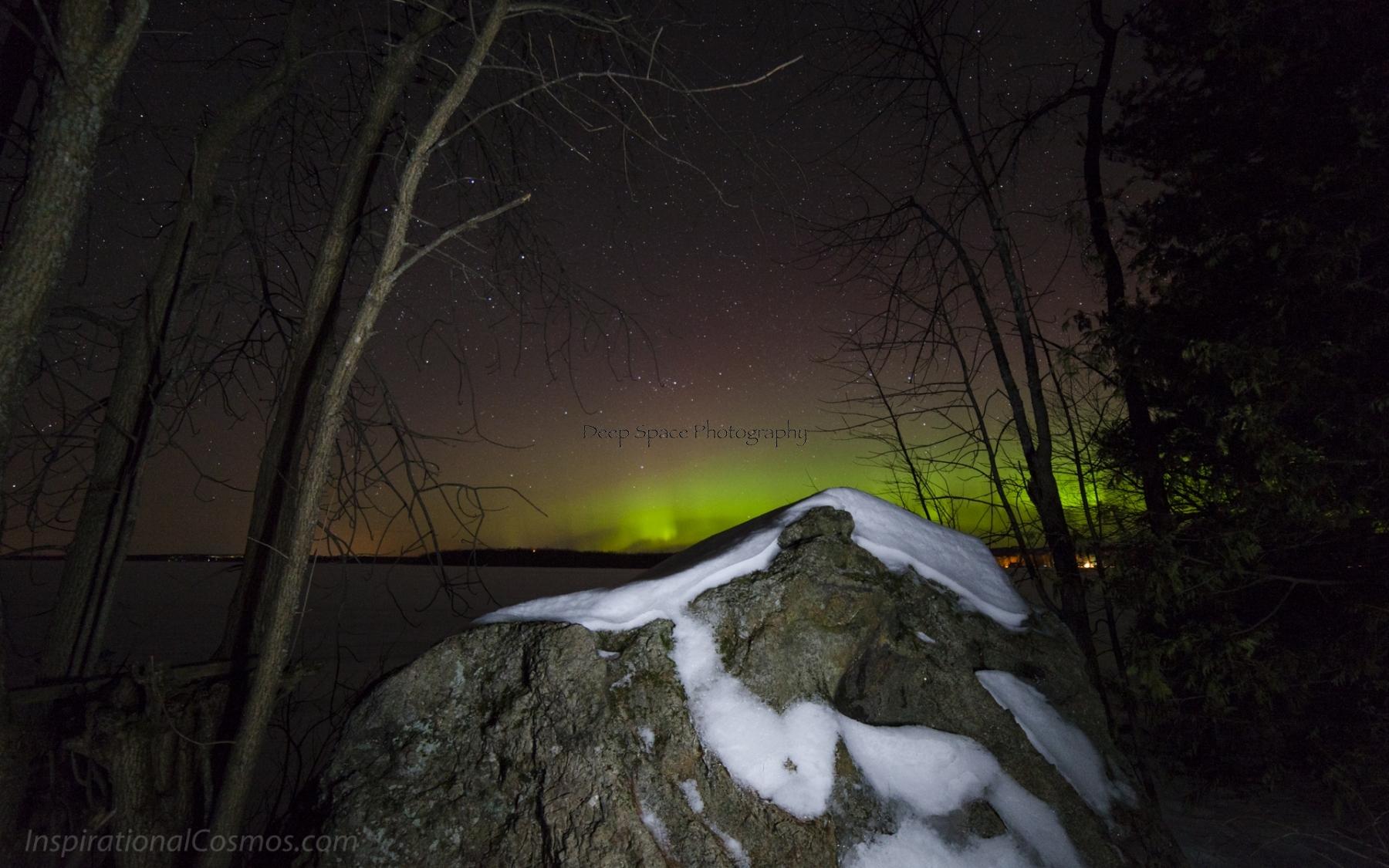 St Patrick\'s Day Auroras