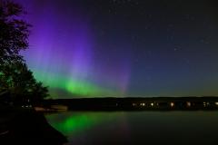 Auroras over Constance Bay