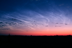 Noctilucent Clouds - July 2nd 2011